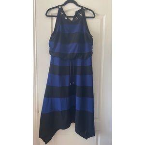 White House Black Market Petite Midi Dress